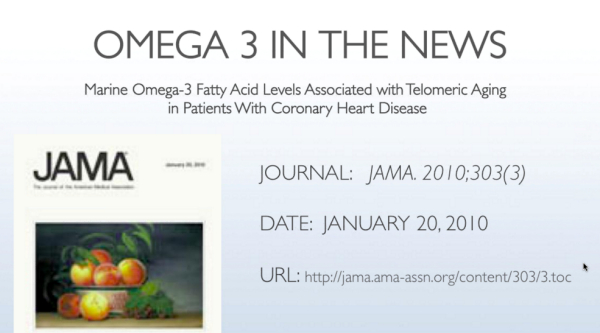 omega 3 and heart JAMA